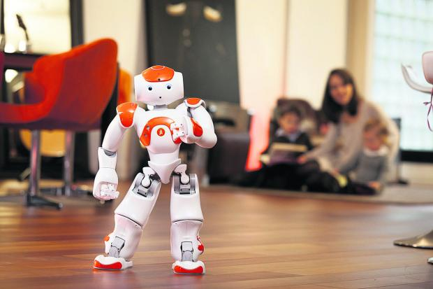 Robots shaping up to be carers of the future