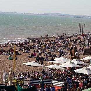 The Oxford Times: Brighton and other parts of southern Britain are set to enjoy sunny weather next week