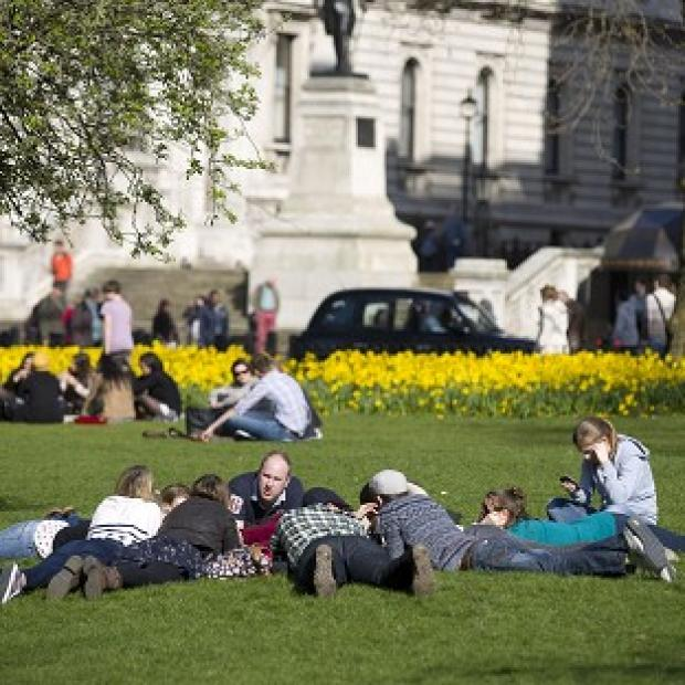 The Oxford Times: Britain will be warmer than mainland Spain and Ibiza next week as temperatures here reach 20C (68F), forecasters say.
