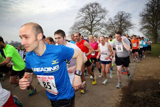 OX5 Run 2014 Results: Where did your finish?