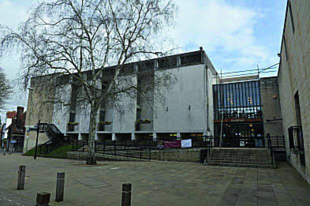 OVERHAUL: A revamp of Abingdon Guildhall is still going ahead