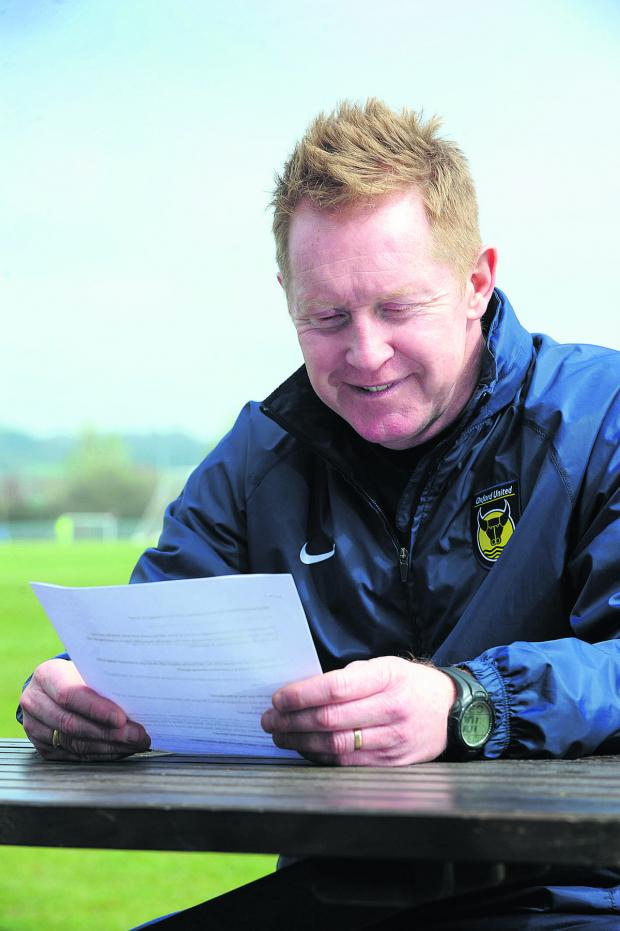 The Oxford Times: Gary Waddock takes a look through the list of questions put to him by Oxford United supporters