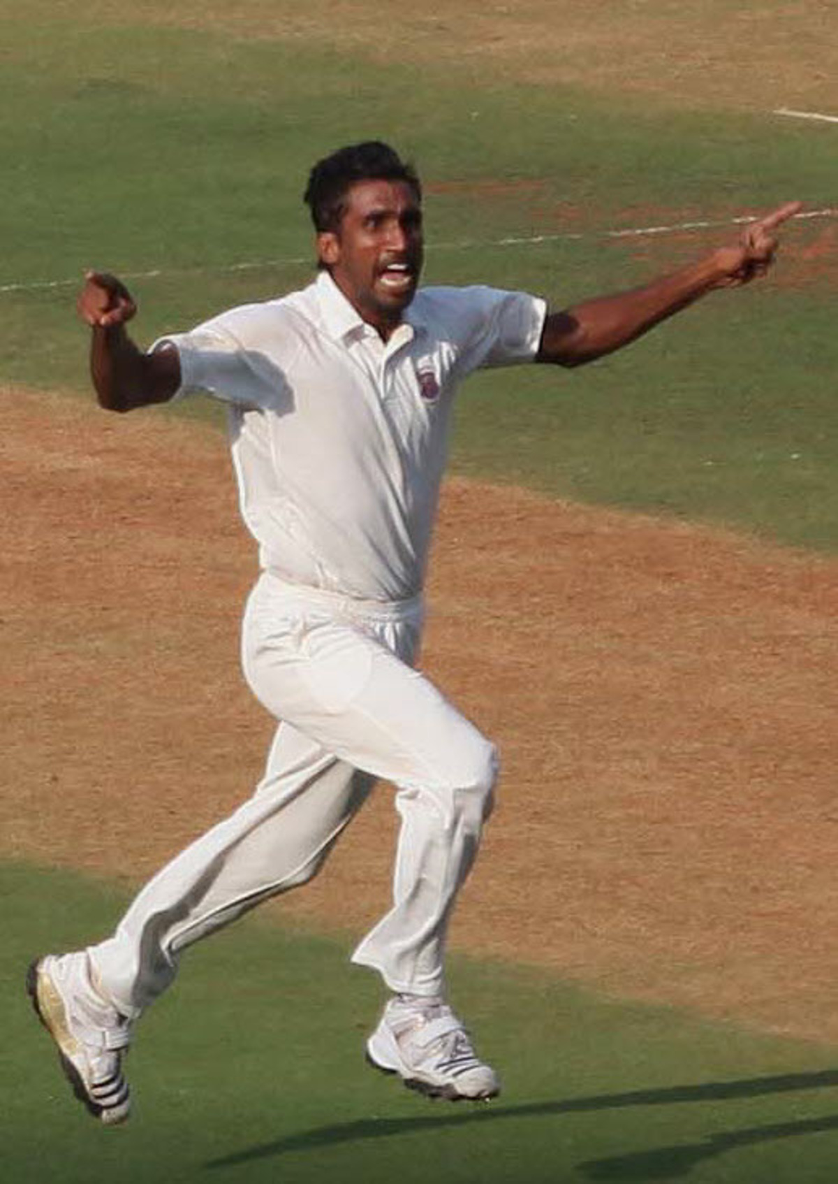 Anupam Sanklecha took six wickets for Shipton