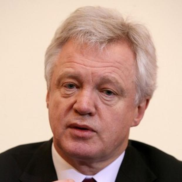 The Oxford Times: Senior Tory MP David Davis has said Britain can negotiate from a position of strength over Europe