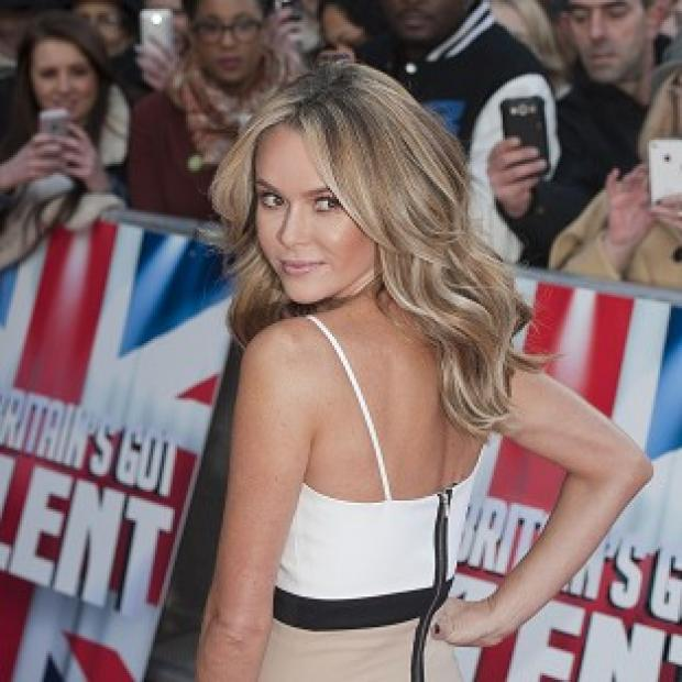 The Oxford Times: Britain's Got Talent judge Amanda Holden hasn't completely ruled out a career in politics