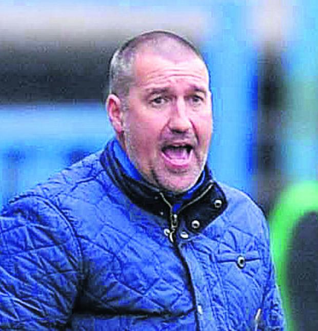 The Oxford Times: City boss Mike Ford