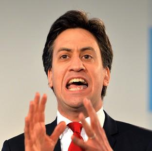 Ed Miliband will put the