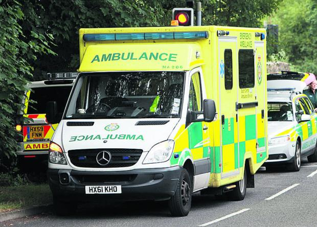 Ambulance service whistleblowers say staff are feeling the pressure of unfilled vacancies in Oxfordshire