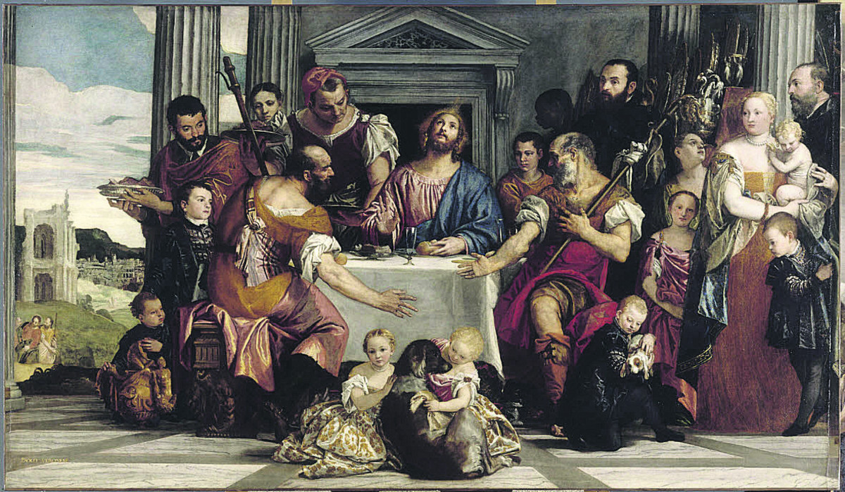 Paul Veronese exhibition is sheer magnificence