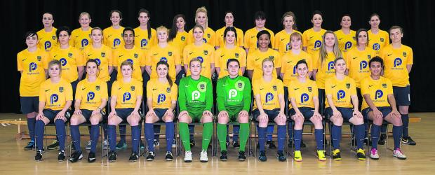 The Oxford Times: Oxford United Women's squad