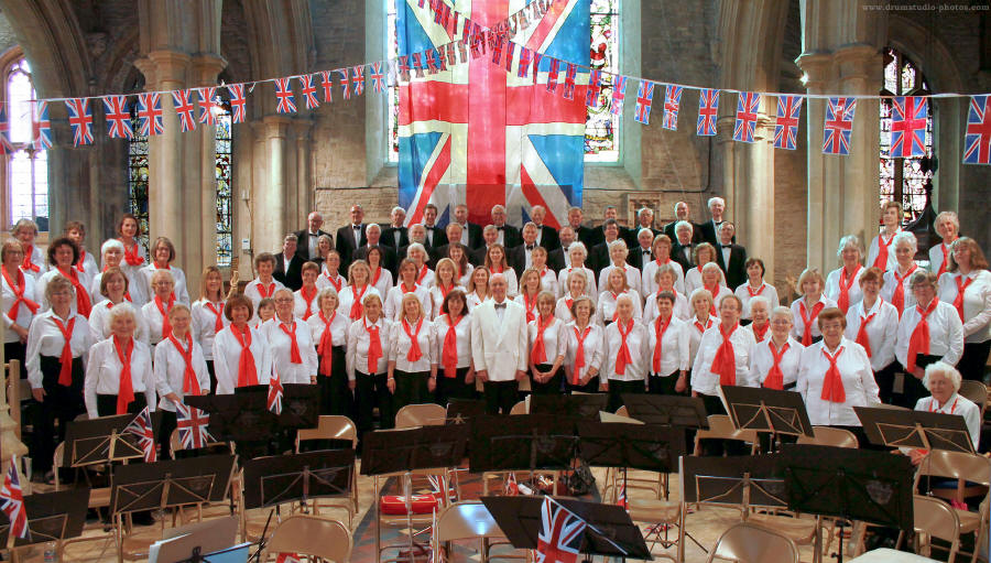 Burford Singers - Come and Sing with Bob and Brian