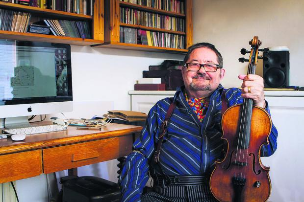 The Oxford Times: Dave Swarbrick