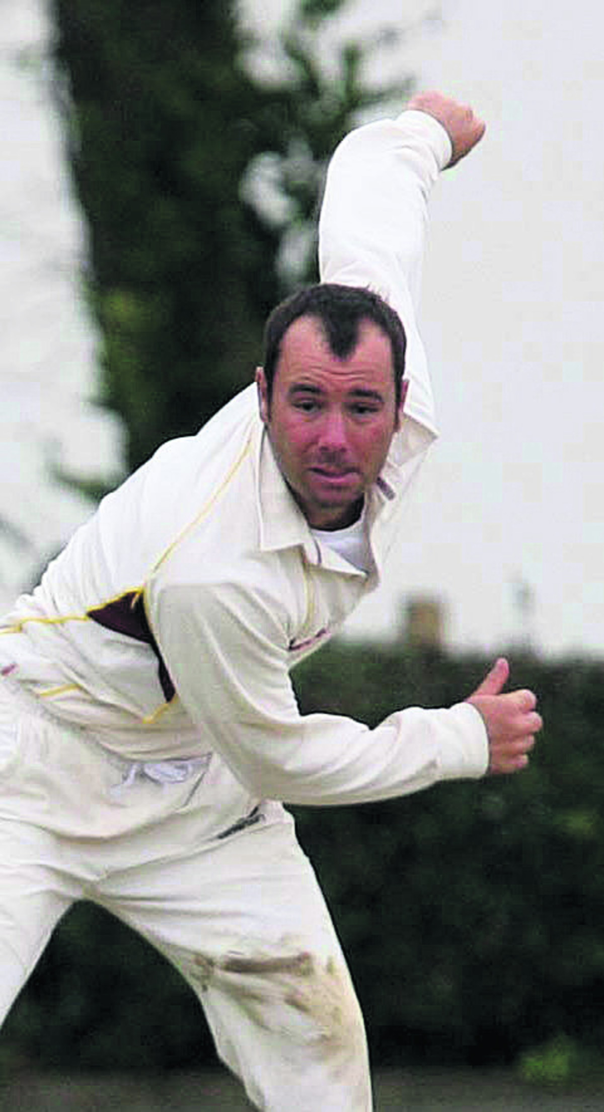 Richard Kaufman returns to the Oxfordshire side to face Sussex on Monday