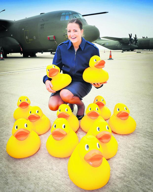 The Oxford Times: Senior Aircraftsman Monika Dunkley