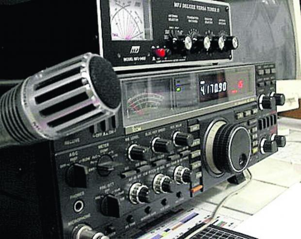 The Oxford Times: Amateur radio operators use QSL cards to confirm two way radio contact between stations