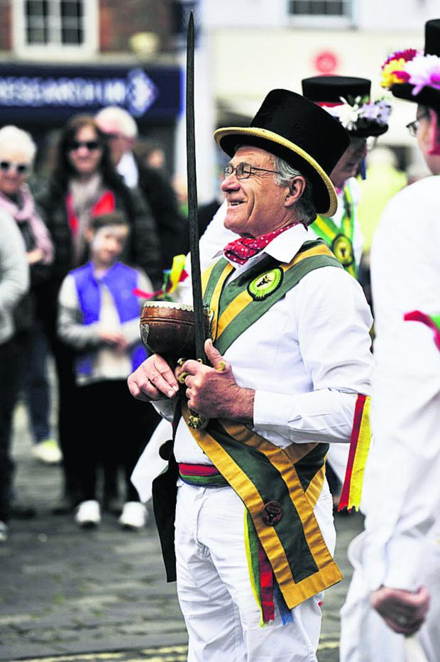 The Oxford Times: Morris dancers