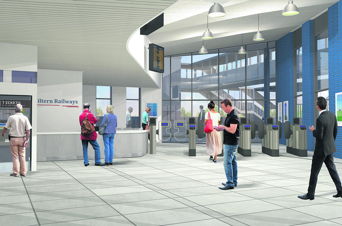 County's first rail station in 80 years is just the ticket