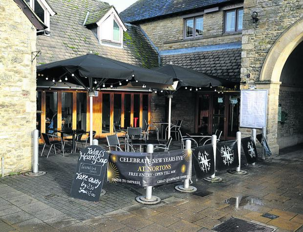 The Oxford Times: Nortons cafe-bar