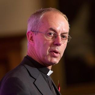 The Archbishop of Canterbury said he welcomed the debate about the position of Christianity in British society