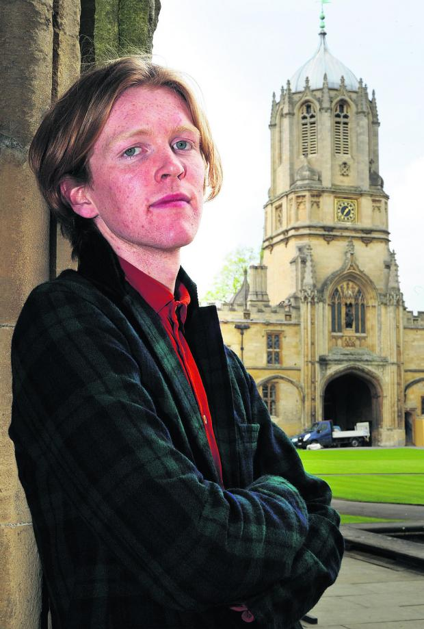 The Oxford Times: Dominic Hand