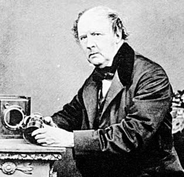 The Oxford Times: William Henry Fox Talbot