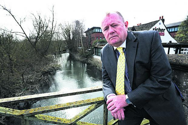 The Oxford Times: Oxfordshire County Council deputy leader Rodney Rose