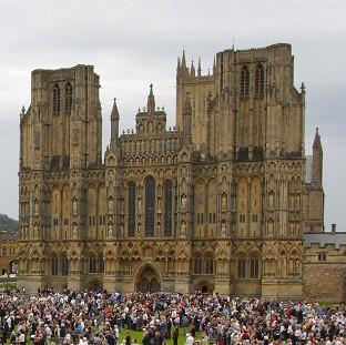 The Oxford Times: A woman has become trapped after a fall at Wells Cathedral