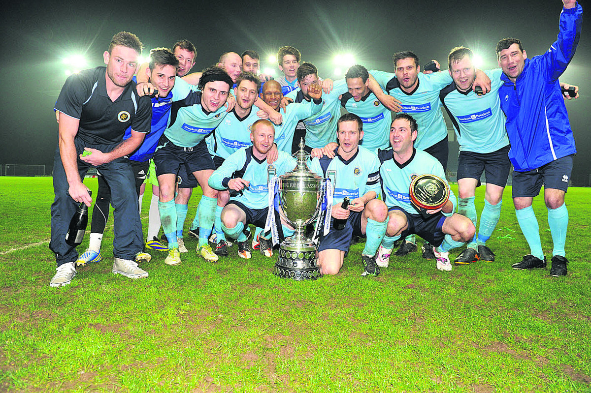 FOOTBALL: Ardley cruise to first Oxfordshire Senior Cup success