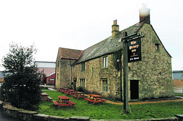 The Oxford Times: CLOSED: The Priory pub