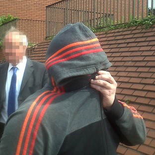 Man admits abusive messages charge