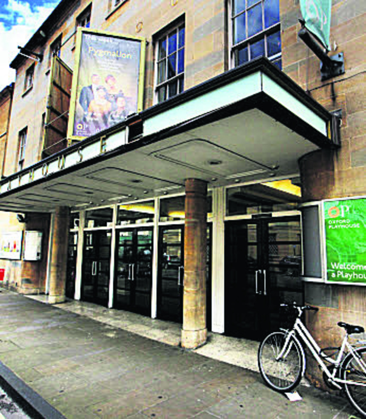 Work: The Oxford theatre wants more patronage