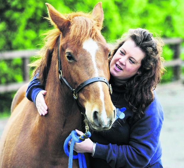 Jenna Martyn, of Blue Cross in Burford, has been shortlisted for the Animal Charity Employee of the Year