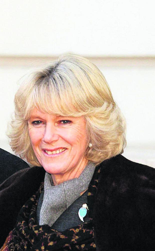The Oxford Times: The Duchess of Cornwall