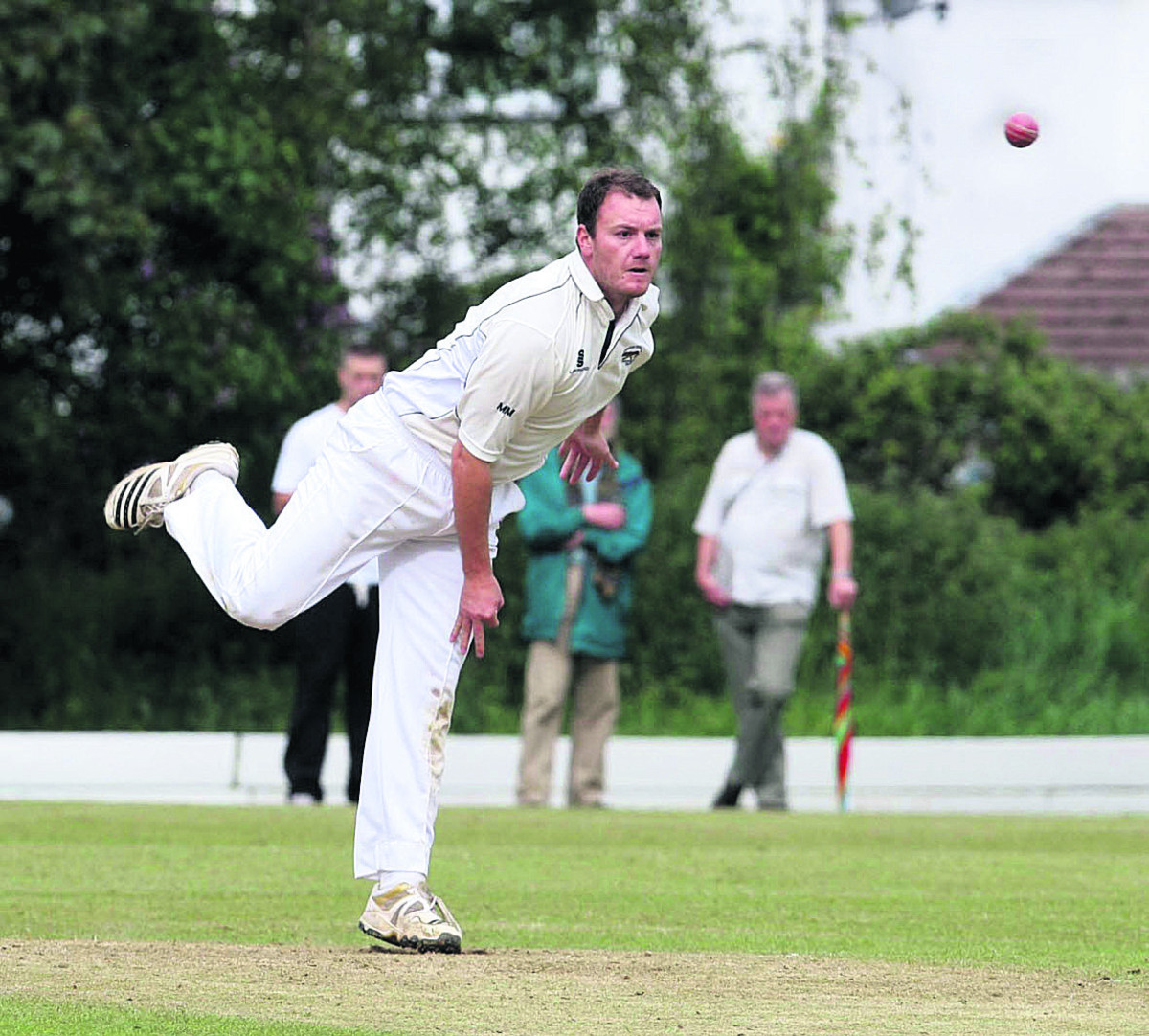 Tiddington skipper Matt Maule is set to miss the season after failing to recover from a broken right arm