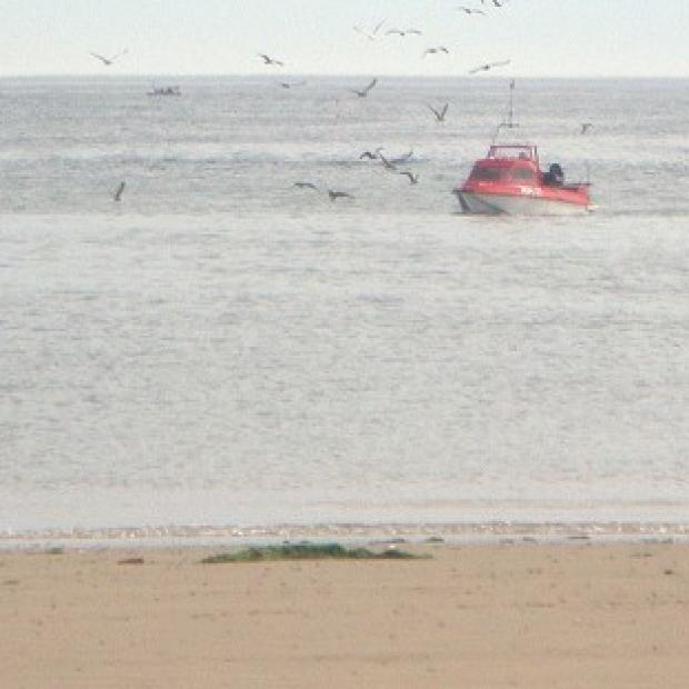 The Oxford Times: A windsurfer brought to shore in Redcar, Cleveland by rescue services has died.