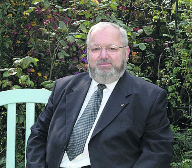 Hendreds and Harwell county councillor Stewart Lilly