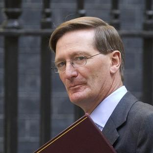 Attorney General Dominic Grieve said the Government