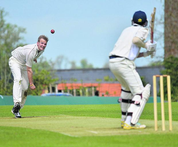 Matt Woods took a five-wicket haul for Great Tew at Chesham