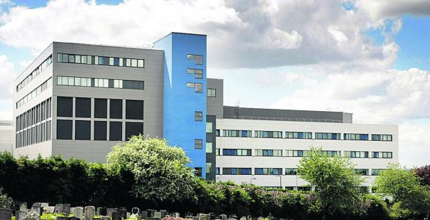 The John Radcliffe Hospital was ruled to 'require improvement'.