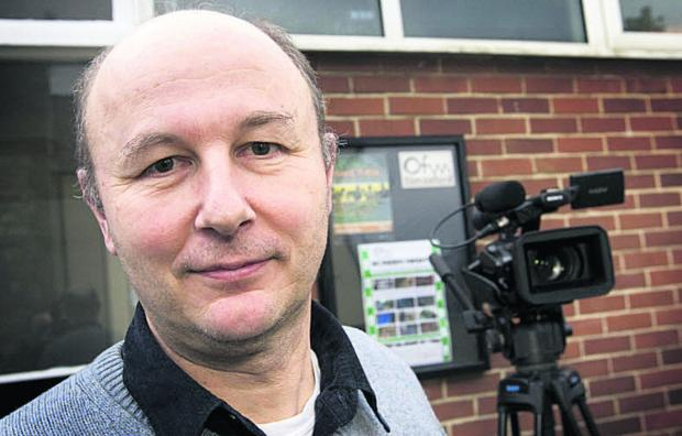 The Oxford Times: Film Oxford's Geron Swann