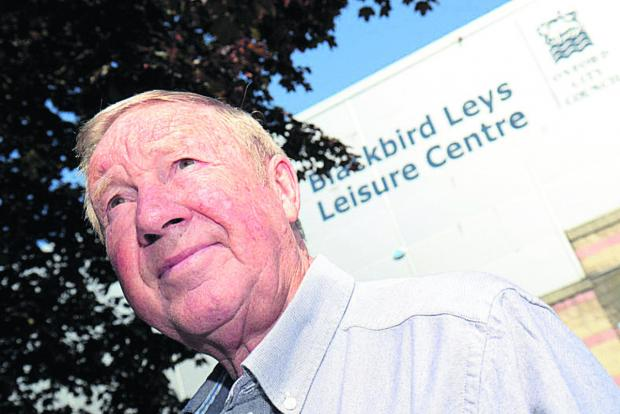 JOIN US: Chairman Gordon Roper says Blackbird Leys Parish Council needs some new blood