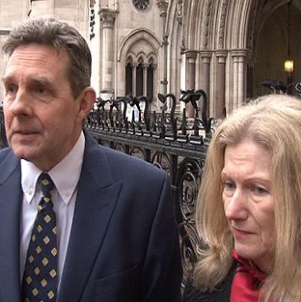 The Oxford Times: Retired British couple Paul and Sandra Dunham both 58, who attempted to take their own lives are to be extradited to the US today, their solicitors have said.