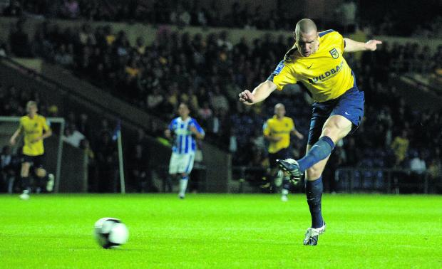 The Oxford Times: James Constable has not ruled out a return to Oxford United in the future