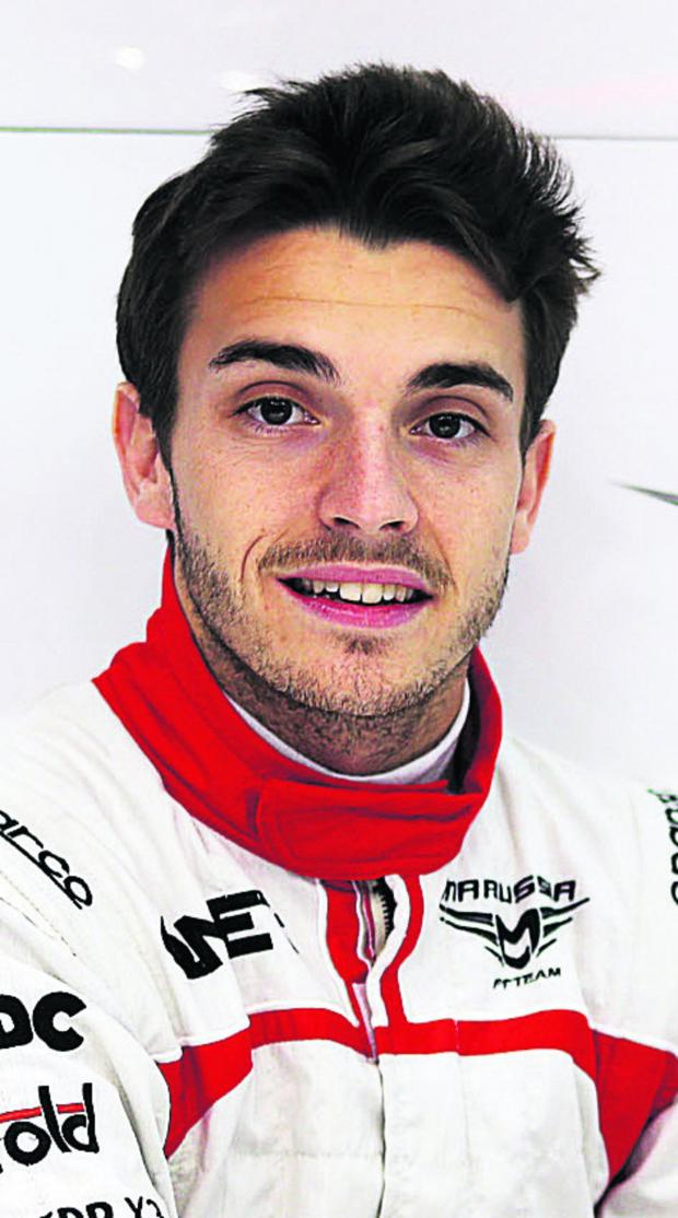 The Oxford Times: Jules Bianchi came ninth in Monaco