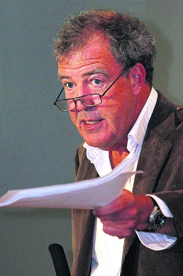 The Oxford Times: Jeremy Clarkson