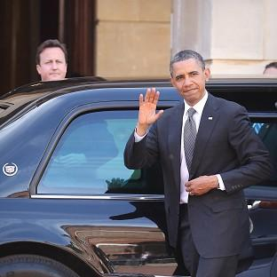 The Oxford Times: David Cameron and Barack Obama have held talks about Afghanistan, Ukraine and Syria.