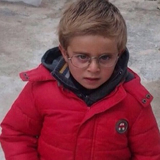 The father of six-year-old British boy Muadh Zain, who is trapped in Syria, has launched an impassioned plea for the Government to help him escape the conflict (Family handout/PA)