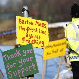 Fracking proposals have encountered strong resistance from environmental groups and residents