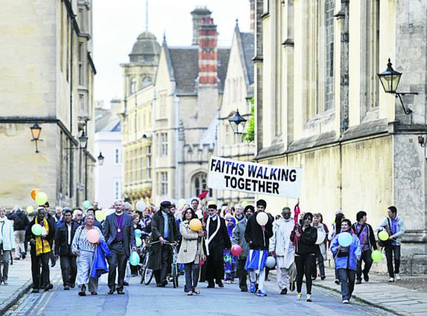 The Oxford Times: Last year's march