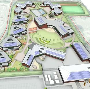 The Oxford Times: An artist's impression of a planned 'secure college' for young offenders (Ministry of Justice/PA)